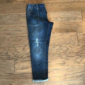 Gap Girlfriend Coupe Jeans